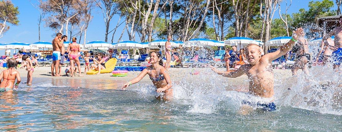Spiaggia Parco della Sterpaia