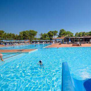 Villaggio con piscina Toscana