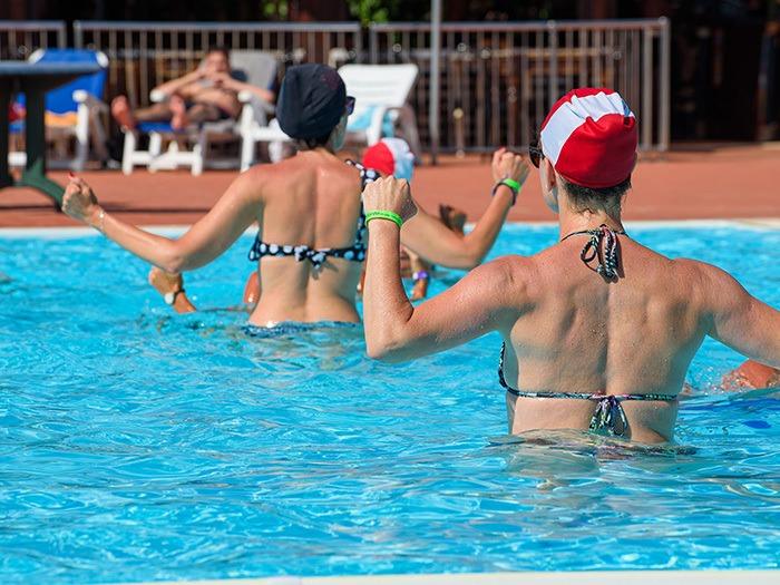 Acqua Gym Villaggio Toscana