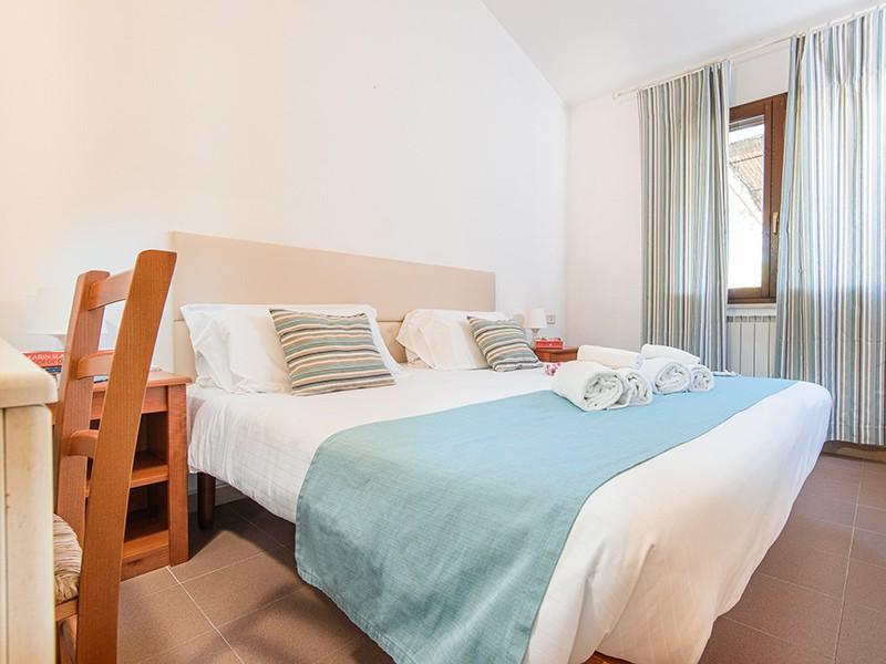 camera appartamenti nord con soppalco