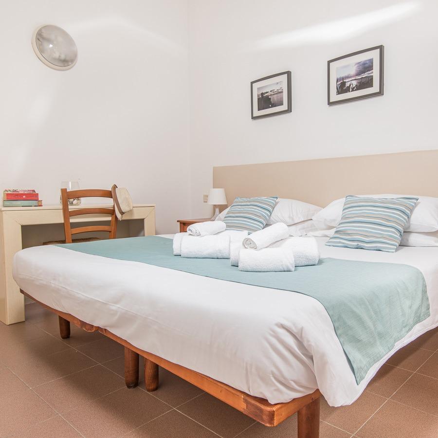 Camera matrimoniale appartamenti comfort