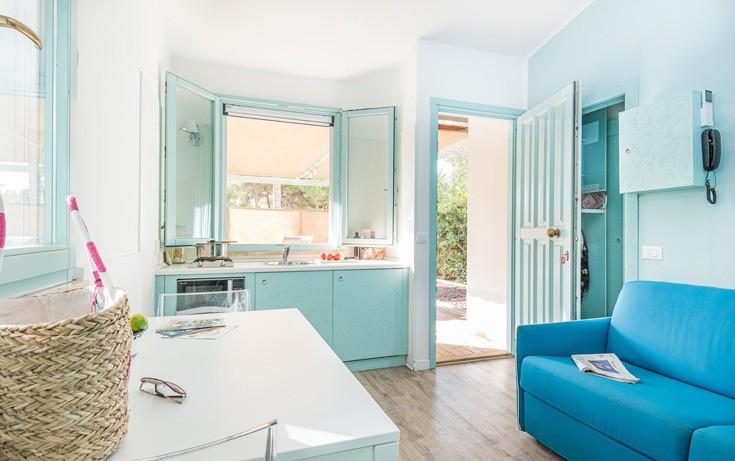 Cucina appartamenti charme