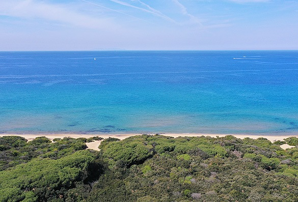 Spiaggia Nudisti San Vincenzo
