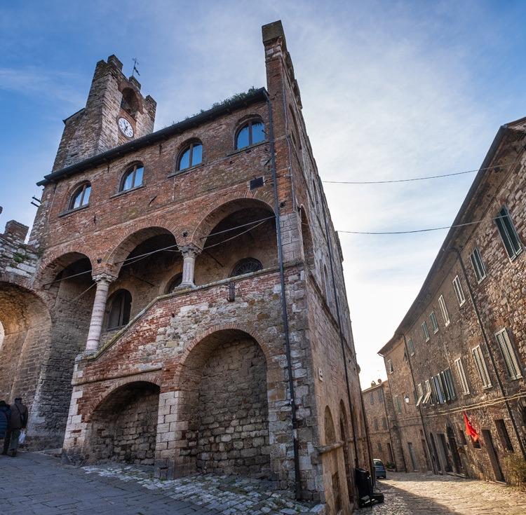 Palazzo Comunale Suvereto