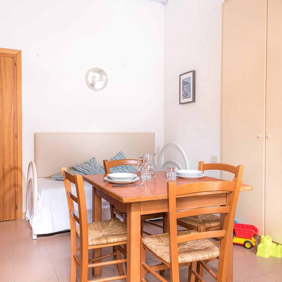 Soggiorno appartamenti comfort
