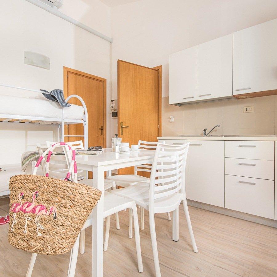Cucina  appartamenti Standard