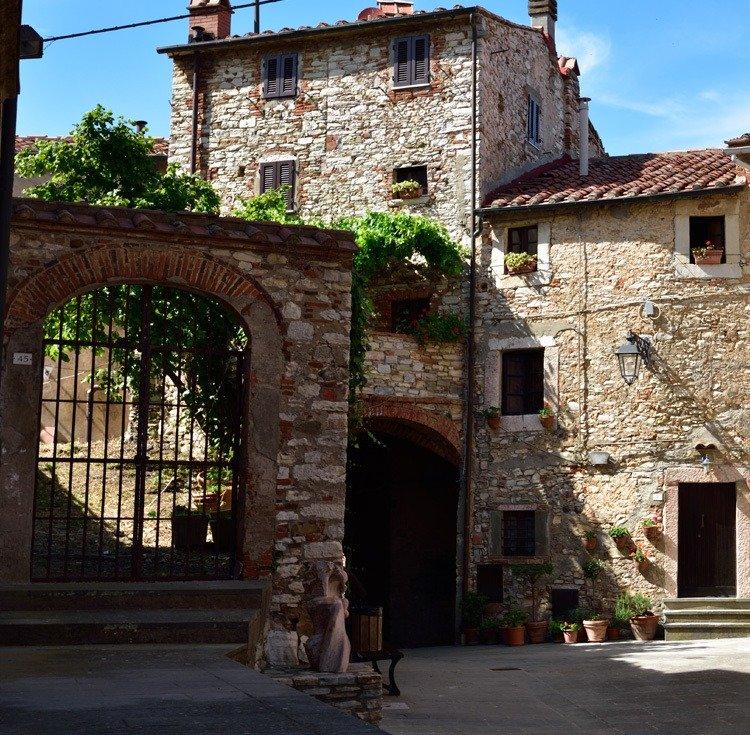 Sassetta in Toscana