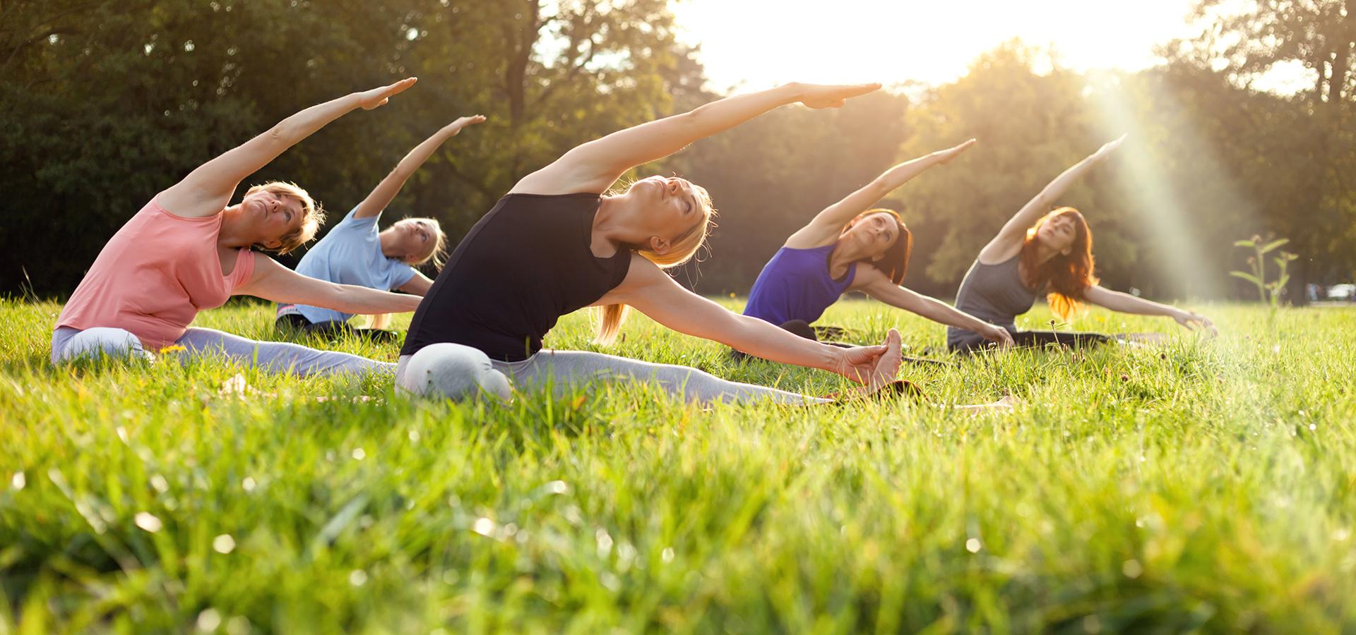 vacanza yoga natura