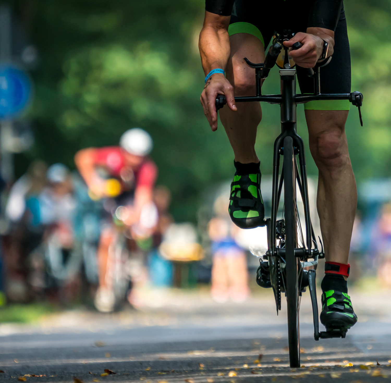 Bicicletta triathlon